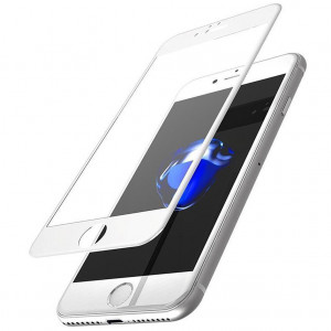 Remax GL-27 3D | Защитное стекло высокого качества 0.3 мм  для iPhone SE (2020)