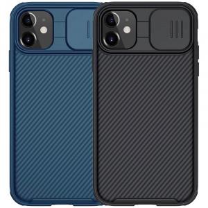 Nillkin CamShield Pro   Чехол из пластика и TPU с защитой камеры для iPhone 11