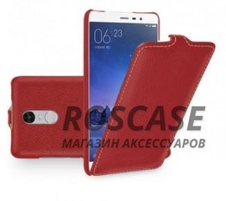 Кожаный чехол (флип) TETDED для Xiaomi Redmi Note 3 / Redmi Note 3 Pro (Красный / Red)Описание:компания-производитель  - &amp;nbsp;TETDED;совместимость - Xiaomi Redmi Note 3 / Redmi Note 3 Pro;материал  -  натуральная кожа;тип  -  флип.&amp;nbsp;Особенности:имеет все функциональные вырезы;легко устанавливается и снимается;тонкий дизайн;защищает от механических повреждений;не выцветает.<br><br>Тип: Чехол<br>Бренд: TETDED<br>Материал: Натуральная кожа
