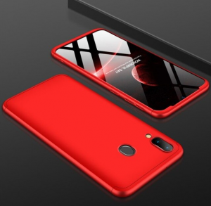 GKK LikGus 360° | Двухсторонний чехол для Galaxy A20 / A30 с защитными вставками