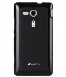 фото TPU чехол Melkco Poly Jacket для Sony Xperia SP (+ мат.пленка)