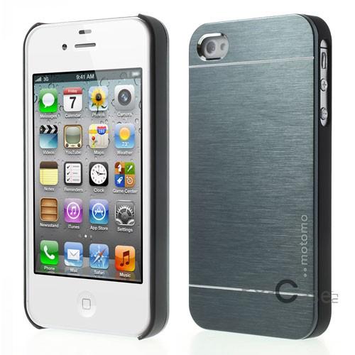 Накладка MOTOMO с алюминиевой вставкой для Apple iPhone 4/4S (Серебряный)Описание:компания-производитель: MOTOMO;совместим с Apple iPhone 4/4S;используемые материалы: поликарбонат, алюминий;форма: накладка.&amp;nbsp;Особенности:ультратонкое исполнение;полный набор функциональных вырезов;высокий уровень защиты;алюминиевая декоративная вставка;плотное прилегание;надежная фиксация.<br><br>Тип: Чехол<br>Бренд: Epik<br>Материал: Металл