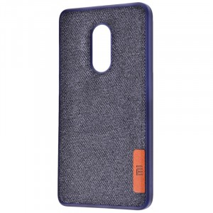 Label Textile | Ультратонкий чехол для Xiaomi Redmi 5 Plus / Redmi Note 5 (Single Camera) с текстильным покрытием