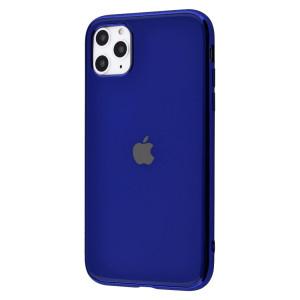 GLOSSY LOGO | Глянцевый гибкий чехол  для iPhone 11 Pro
