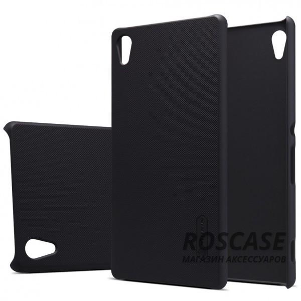Чехол Nillkin Matte для Sony Xperia Z3+/Xperia Z3+ Dual (+ пленка) (Черный)Описание:производитель -&amp;nbsp;Nillkin;материал - поликарбонат;разработан специально для Sony Xperia Z3+/Xperia Z3+ Dual;тип - накладка.&amp;nbsp;Особенности:фактурная поверхность;матовый;не увеличивает габариты;не скользит в руках;не теряет цвет;пленка в комплекте.<br><br>Тип: Чехол<br>Бренд: Nillkin<br>Материал: Поликарбонат