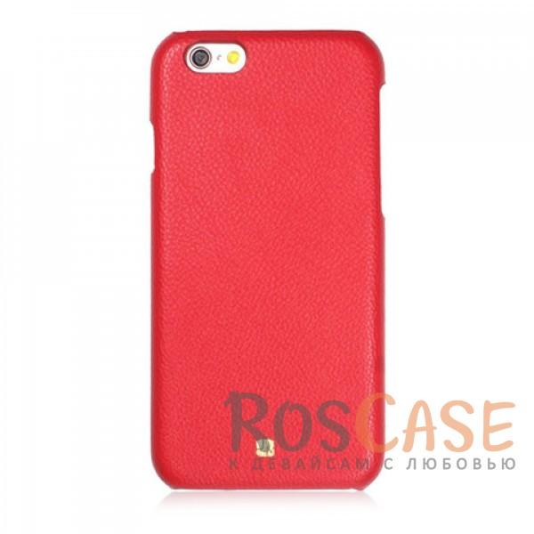 Накладка Just Must SU II Collection с олеофобным покрытием для Apple iPhone 6/6s (4.7) (Красный)Описание:бренд -&amp;nbsp;Just Must;материал - искусственная кожа;совместимость - Apple iPhone 6/6s (4.7);тип - накладка.<br><br>Тип: Чехол<br>Бренд: Just Must<br>Материал: Искусственная кожа