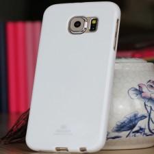 Mercury Jelly Pearl Color | Яркий силиконовый чехол для для Samsung Galaxy S6 G920F/G920D Duos