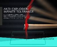 Защитное стекло Nillkin Anti-Explosion Glass Screen (H) для Sony Xperia Z5 Premium