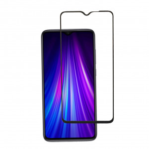 Защитное стекло 5D Full Cover для Xiaomi Redmi Note 8