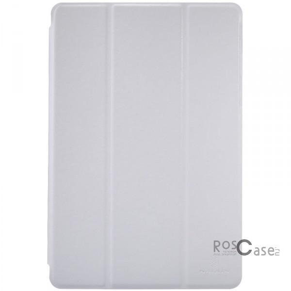 Кожаный чехол (книжка) Nillkin для HTC Google Nexus 9 (Белый)Описание:разработчик и производитель&amp;nbsp;Nillkin;изготовлен из синтетической кожи;фасад: мелкозернистая фактура, спинка: гладкий пластик;тип конструкции: чехол-книжка;совместим с HTC Google Nexus 9.&amp;nbsp;Особенности:высокая износостойкость;легкая фиксация;легкая очистка;трансформируется в подставку.<br><br>Тип: Чехол<br>Бренд: Nillkin<br>Материал: Искусственная кожа