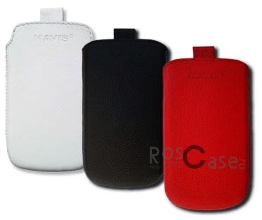 фото кожаный футляр Mavis Premium для Desire 400/i8262 Galaxy Core/IQ4416