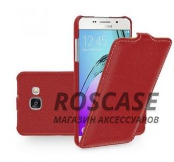 Кожаный чехол (флип) TETDED для Samsung A510F Galaxy A5 (2016) (Красный / Red)Описание:компания-производитель  - &amp;nbsp;TETDED;совместимость - Samsung A510F Galaxy A5 (2016);материал  -  натуральная кожа;тип  -  флип.&amp;nbsp;Особенности:имеет все функциональные вырезы;легко устанавливается и снимается;тонкий дизайн;защищает от механических повреждений;не выцветает.<br><br>Тип: Чехол<br>Бренд: TETDED<br>Материал: Натуральная кожа
