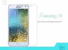 фотография Защитное стекло Nillkin Anti-Explosion Glass Screen (H) для Samsung E500H/DS Galaxy E5