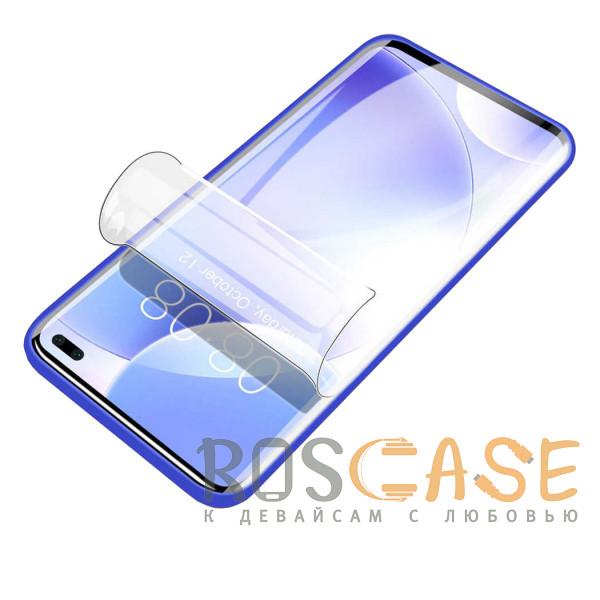 Фото Прозрачная Гидрогелевая защитная плёнка Rock для Xiaomi Redmi K30