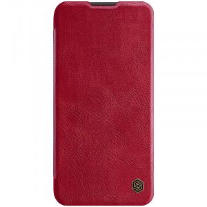 Nillkin Qin | Чехол-книжка из Premium экокожи  для Huawei P40 Lite