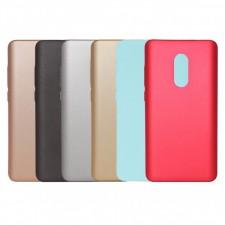 Joyroom | Матовый soft-touch чехол для Xiaomi Redmi Note 4X (MediaTek) с защитой торцов