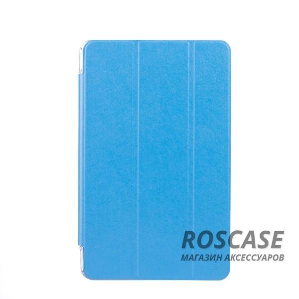 Кожаный чехол-книжка TTX Elegant Series для Samsung Galaxy Tab E 9.6 (Голубой)Описание: разработчик: компания-изготовитель аксессуаров TTX;подходит к гаджету: Samsung Galaxy Tab Е 9.6;использованный материал: синтетическая искусственная кожа, высокопрочный полиуретан;конфигурация: форма чехол-книга с подставкой.Особенности: инновационный ультратонкий дизайн;защита планшета от повреждений;высокий уровень износоустойчивости;высококачественные материалы изготовления.<br><br>Тип: Чехол<br>Бренд: TTX<br>Материал: Искусственная кожа