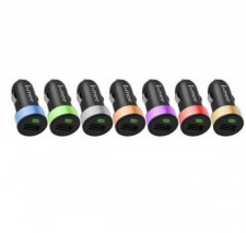фотография АЗУ i-mee Rainbow Pack 1 USB (2.1A) (+ кабель 1M microUSB)