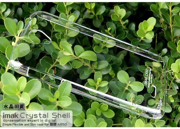 Фото пластиковой накладки IMAK Crystal Series для Lenovo A850
