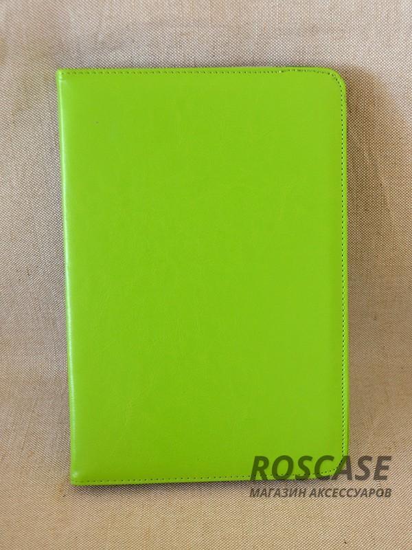 Универсальный чехол TTX (360 градусов) для планшета 8 (Зеленый)Описание:бренд:&amp;nbsp;TTX;совместим с планшетами с диагональю 8 дюймов;используемые материалы: поликарбонат, искусственная кожа;форма чехла: книжка.&amp;nbsp;Особенности:эластичная резинка;вращается на 360 градусов;функция подставки;усиленный поликарбонатный каркас;элегантный дизайн;строчный шов по краю;полный набор функциональных прорезей.<br><br>Тип: Чехол<br>Бренд: TTX<br>Материал: Искусственная кожа