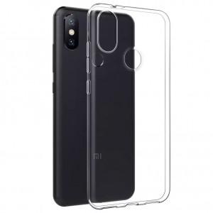 Clear Original | Прозрачный TPU чехол 2мм для Xiaomi Redmi Note 6 Pro