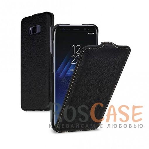 Прошитый флип из натуральной кожи TETDED для Samsung G955 Galaxy S8 Plus (Черный / Black)Описание:бренд  - &amp;nbsp;Tetded;разработан для Samsung G955 Galaxy S8 Plus;материал  -  натуральная кожа;тип  -  флип;в наличии все функциональные вырезы;легко устанавливается;строчка по периметру;защита от механических повреждений;на чехле не заметны следы от пальцев.<br><br>Тип: Чехол<br>Бренд: Epik<br>Материал: Натуральная кожа