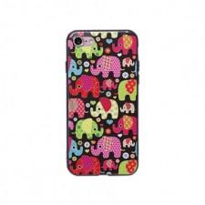 """Lofter Animals   Силиконовый чехол для Apple iPhone 7 Plus (5.5"""") с забавными принтами"""