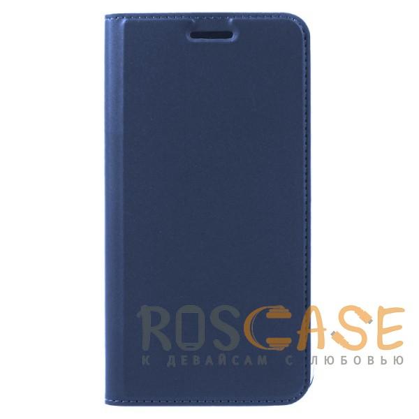Фото Синий Dux Ducis | Чехол-книжка для Xiaomi Redmi Note 5A / Redmi Y1 Lite с подставкой и карманом для визиток