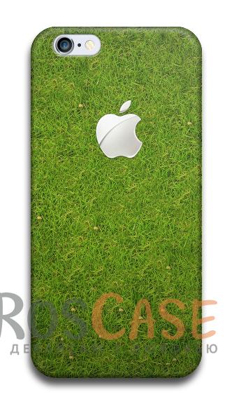 """Фото №4 Пластиковый чехол RosCase с 3D нанесением """"Лого Apple"""" для iPhone 6/6s plus (5.5"""")"""