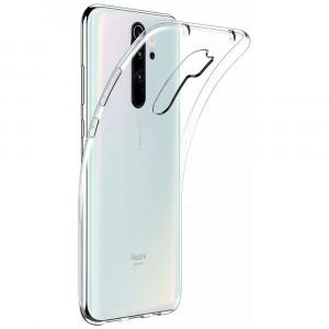 Clear Case | Прозрачный TPU чехол 2мм для Xiaomi Redmi Note 8 Pro