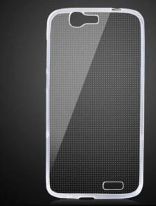 Ультратонкий силиконовый чехол для Huawei G7