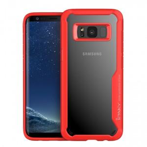 iPaky Luckcool | Чехол для Samsung G955 Galaxy S8 Plus с цветными силиконовыми вставками