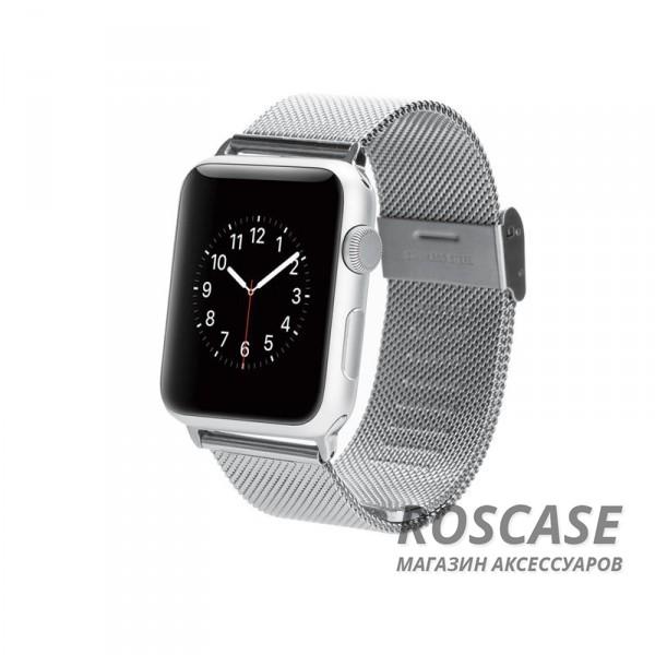 фото металлический ремешок ROCK для Apple watch 38mm