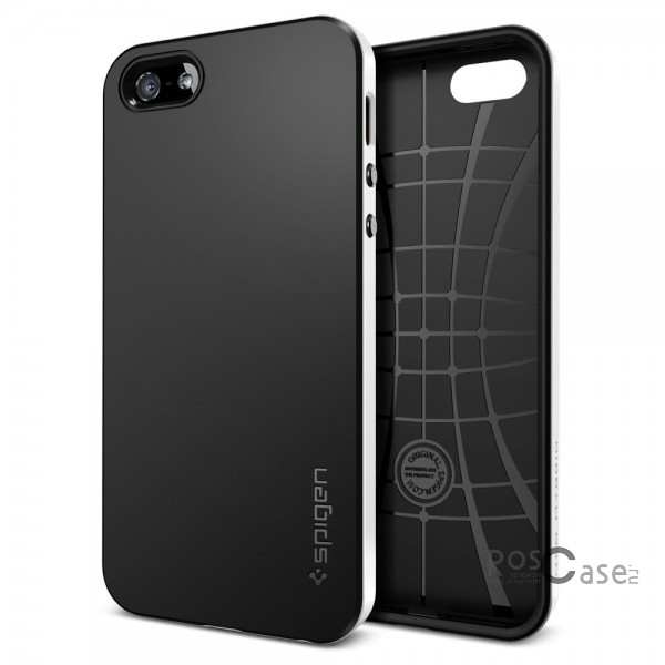 Фото чехла SGP Neo Hybrid Series для Apple iPhone 5 - вид сзади сбоку