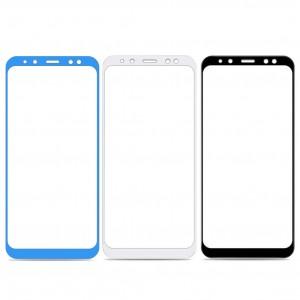 5D защитное стекло для Samsung Galaxy A6 (2018) на весь экран
