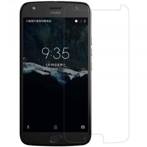 Nillkin Crystal | Прозрачная защитная пленка для Motorola Moto X4
