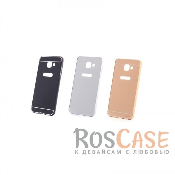 Металлический бампер с пластиковой вставкой для Samsung A510F Galaxy A5 (2016)Описание:сделан для Samsung A510F Galaxy A5 (2016);материалы: металл, пластик;тип чехла: бампер со вставкой.Особенности:металлическая окантовка;эргономичный дизайн;защита от механических повреждений;вставка из пластика;предусмотрены все функциональные вырезы;прочно фиксируется.<br><br>Тип: Чехол<br>Бренд: Epik<br>Материал: Металл