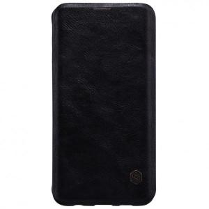 Nillkin Qin натур. кожа | Чехол-книжка для Samsung Galaxy S6 Edge Plus
