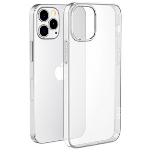 Clear Original | Прозрачный TPU чехол 2мм для iPhone 12 Pro Max