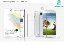 Защитная пленка Nillkin Crystal (на обе стороны)  для Samsung Galaxy S4 (i9500)