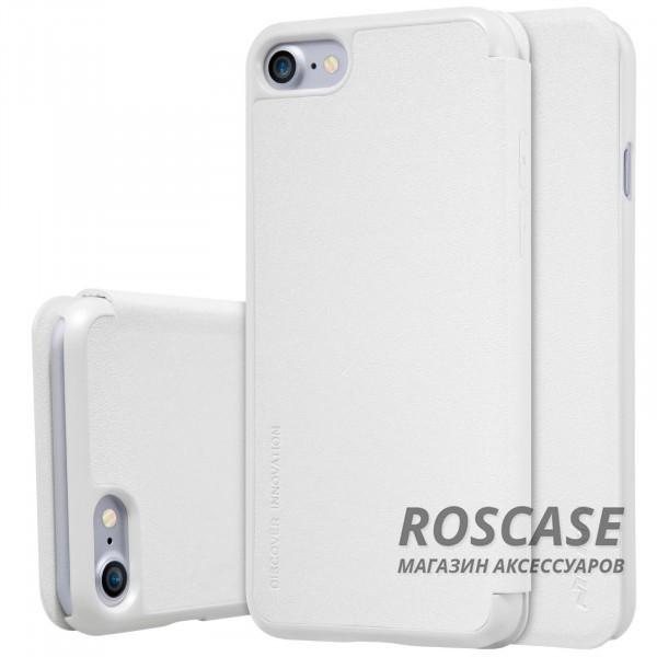 "Фото Белый Nillkin Sparkle | Чехол-книжка для Apple iPhone 7 / 8 (4.7"")"