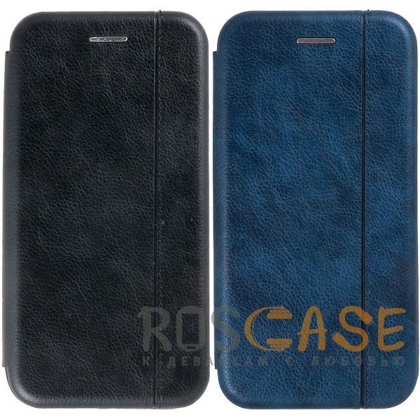 Фото Open Color 2   Чехол-книжка на магните для Samsung Galaxy S10e с подставкой и внутренним карманом