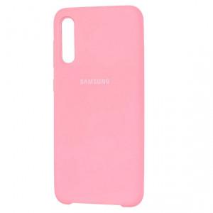Чехол Silicone Cover для Samsung Galaxy A70 (A705F)