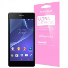 фото Защитная пленка SGP Screen Protector Steinheil Ultra Series для Sony Xperia Z2 (L50)