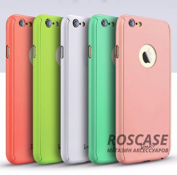 Чехол iPaky Painting 360 градусов для Apple iPhone 6/6s (4.7) (+ стекло на экран)Описание:бренд iPaky;разработан для Apple iPhone 6/6s (4.7);материал: пластик;тип: накладка со стеклом.Особенности:тонкий дизайн;пастельные тона;защита экрана;функциональные вырезы;защищает от механических повреждений;матовый.<br><br>Тип: Чехол<br>Бренд: Epik<br>Материал: TPU