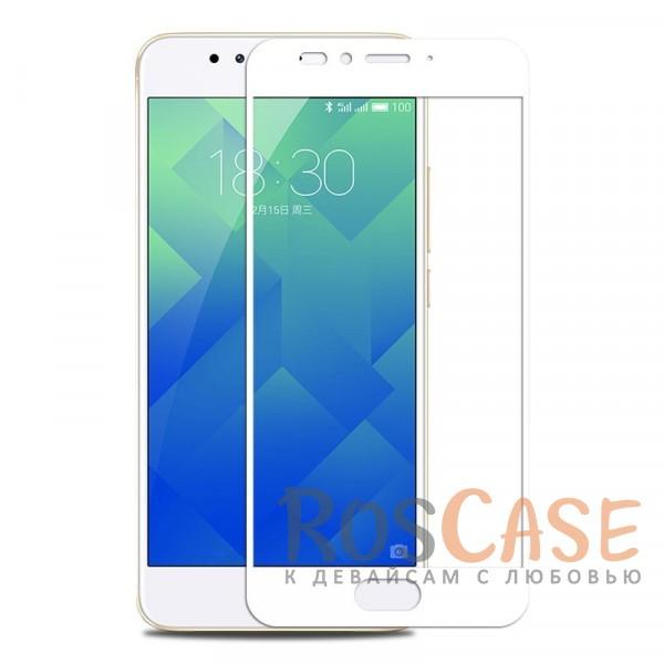 Защитное стекло с цветной рамкой на весь экран с олеофобным покрытием анти-отпечатки для Meizu M5s (Белый)Описание:компания&amp;nbsp;Epik;совместимо с Meizu M5s;материал: закаленное стекло;тип: защитное стекло на экран.Особенности:полностью закрывает дисплей;толщина - 0,3 мм;цветная рамка;прочность 9H;покрытие анти-отпечатки;защита от ударов и царапин.<br><br>Тип: Защитное стекло<br>Бренд: Epik