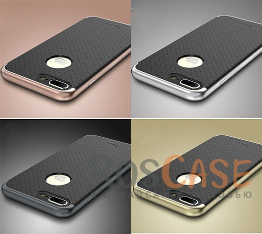 "Фото iPaky Hybrid   Противоударный чехол для Apple iPhone 7 plus / 8 plus (5.5"")"