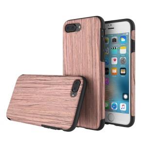 """Rock Origin   Чехол для Apple iPhone 7 Plus (5.5"""") с деревянным покрытием"""