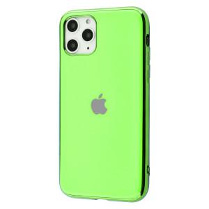 GLOSSY LOGO | Глянцевый гибкий чехол  для iPhone 11 Pro Max
