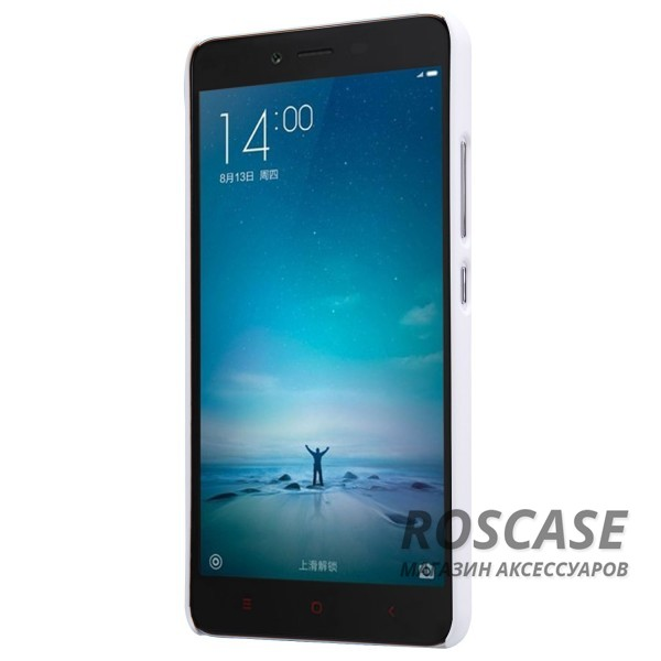 изображение чехол Nillkin Matte для Xiaomi Redmi Note 2 / Redmi Note 2 Prime (+ пленка)